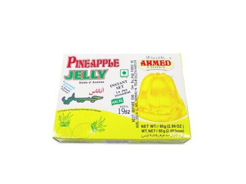 Ahmed Pineapple Jelly (Vegetarian) - 85g x 3