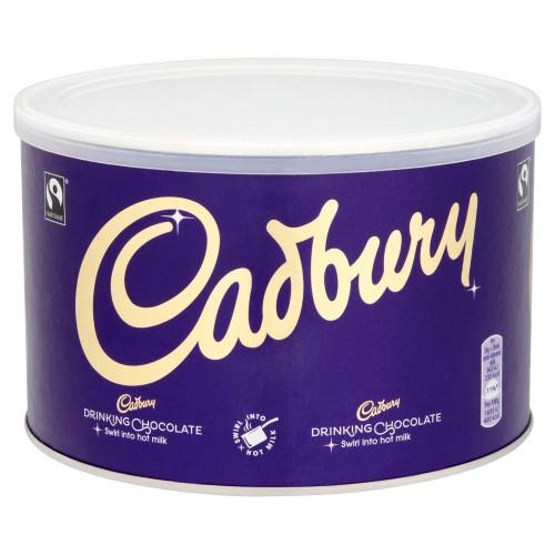 Cadburys Drinking Chocolate - 1000g