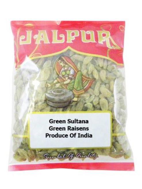 Jalpur Green Raisins  (Green Sultana) - 150g
