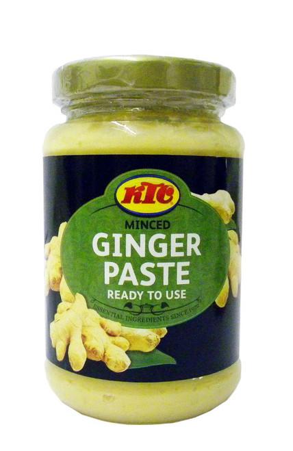 KTC - Minced Ginger Paste - 210g