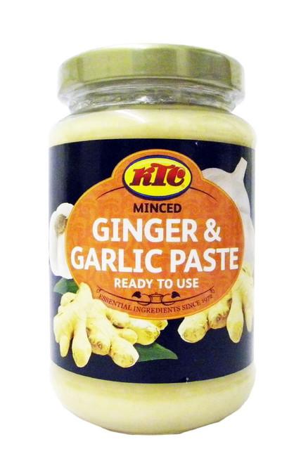 KTC Garlic & Ginger Paste (210g)