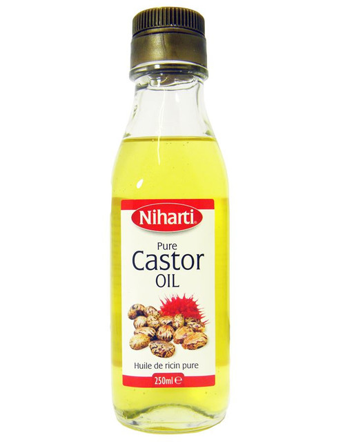 Niharti Pure Castor oil - 250ml