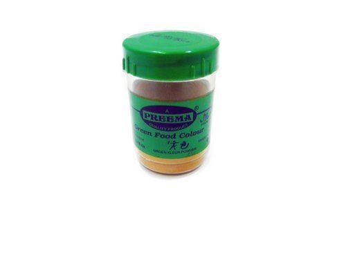 Preema Green Food Colour - 25g