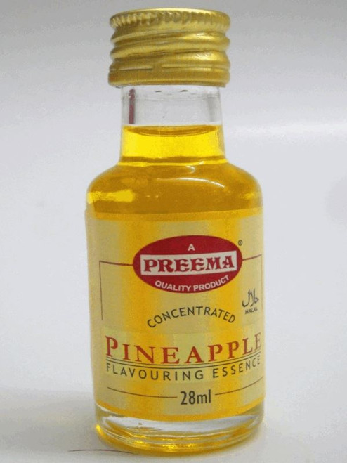 Preema Pineapple Flavouring Essence - 28ml