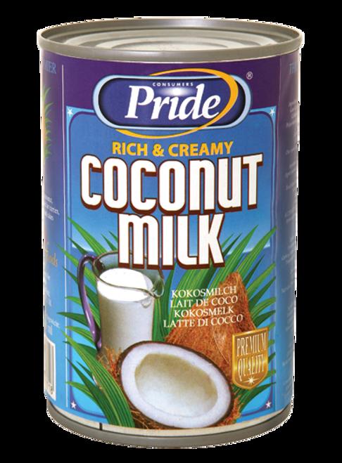 Pride Rich & Creamy Coconut Milk 400ml Pack of 2