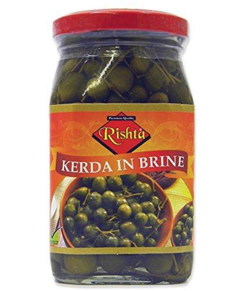 Rishta - Capparis Decidua in Brine (kerda in brine)