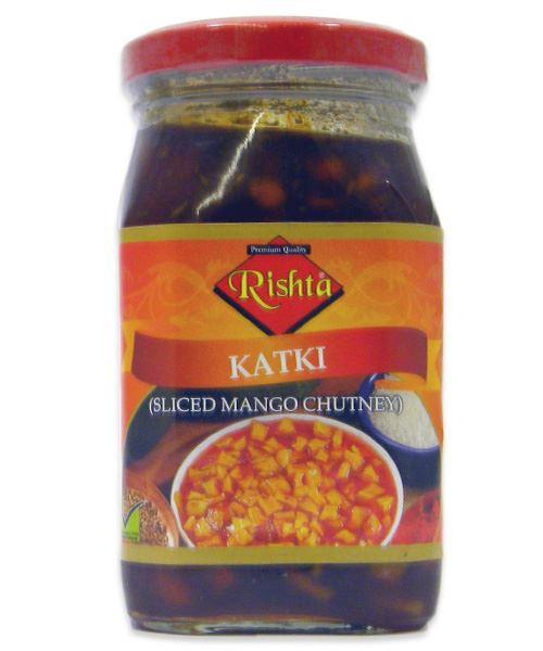 Rishta - Sliced Mango Chutney (katki)
