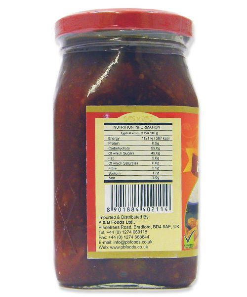 Rishta - Spicy Date Chutney (kharek)