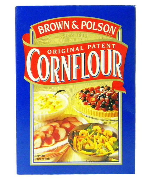 Brown & Polson - Original Patent Cornflour - 250g
