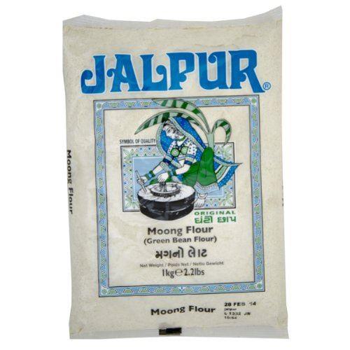 Jalpur Moong Bean Flour (Green Bean Flour) - 1kg