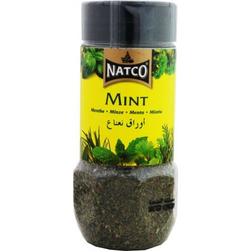 Natco Dried Mint - 25g