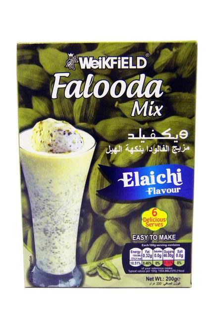 Weikfield - Falooda Mix - Elaichi (Cardamom) Flavour - 200g