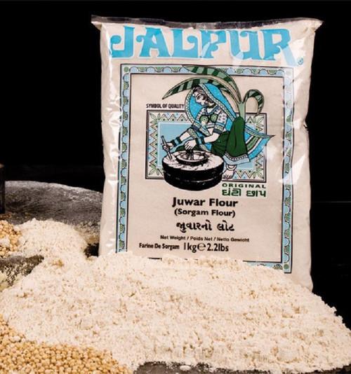 Stone ground sorghum flour (Juwar Flour)