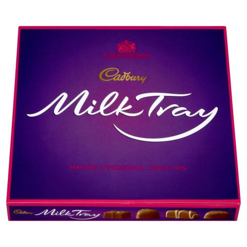 Cadburys Milk Tray - 180g
