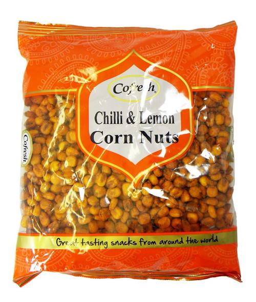 Cofresh - Chilli & Lemon Corn Nuts - 350g x 2