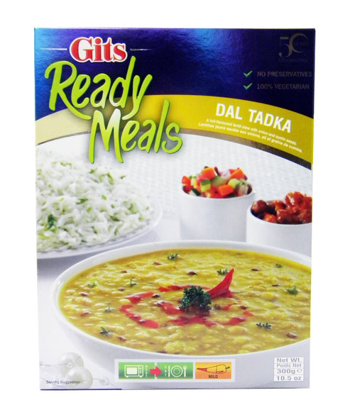 Gits - Ready Meals - Dal Tadka - 300g (pack of 2)