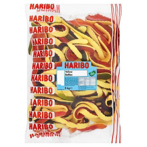 Haribo Yellow Bellies - 3kg