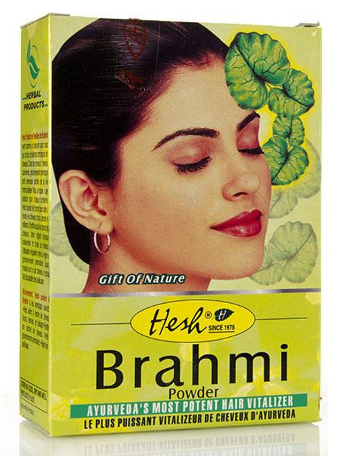 Hesh Brahmi Powder Pack of 2-100g x 2
