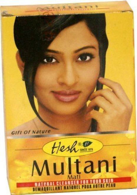 Hesh Multani Mati Powder Pack of 2-100g x 2
