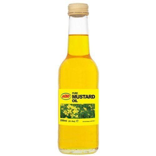 Ktc Mustard Oil Pack of 3 -3 x 250ml