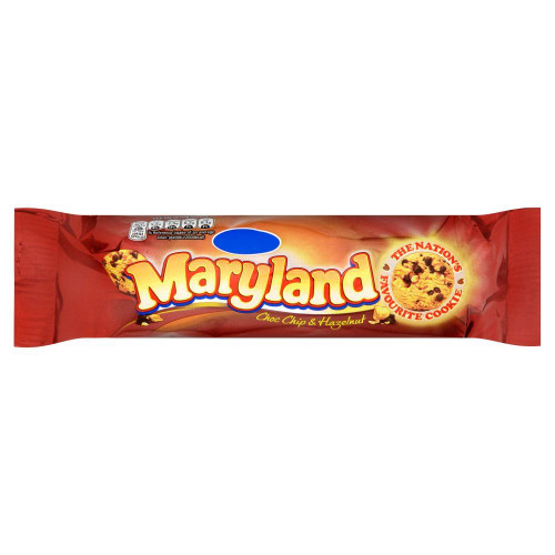 Maryland Hazelnut Cookies - 145g - Pack of 4 (145g x 4)