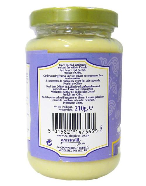 Rajah - Minced Garlic Paste - 210g (Pack of 2)
