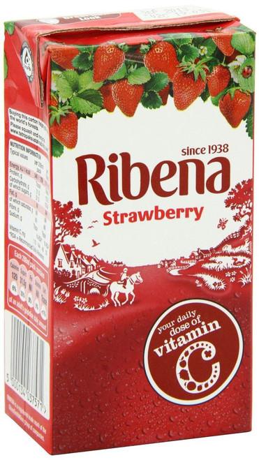 Ribena Strawberry - 288ml - Pack of 3 (288ml x 3)
