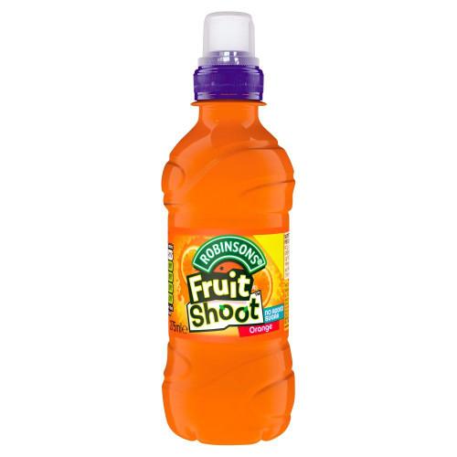 Robinsons Fruit Shoot Orange - 275ml - Pack of 3 (275ml x 3 Bottles)