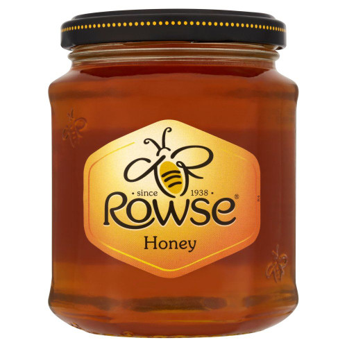 Rowse Clear Honey - 340g - Pack of 2 (340g x 2)