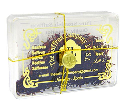 Saffron Pure Spanish 2g (Azafran) Pack of 2