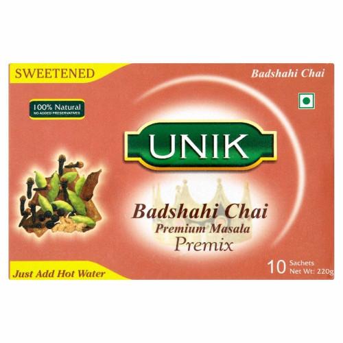 Unik Badshahi Masala Sweetened Pack of 5 -5 x 220g