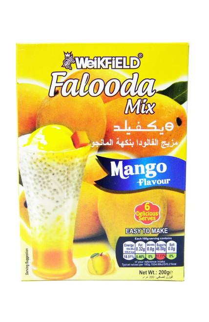 Weikfield - Falooda Mix - Mango Flavour - 200g x 2
