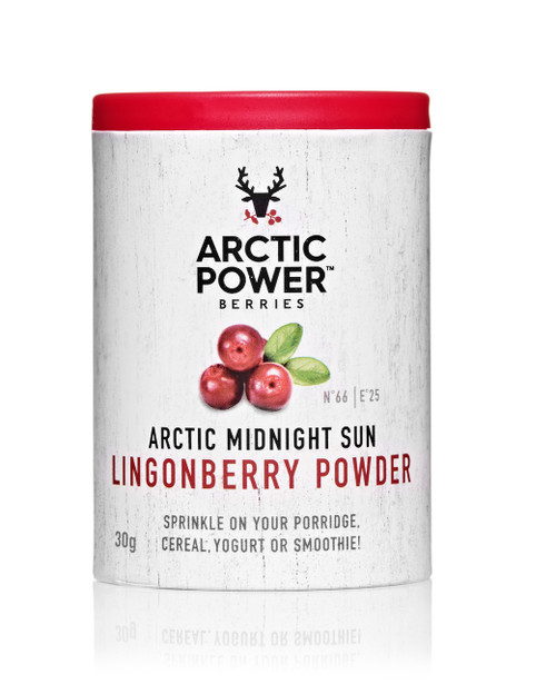Arctic Powder Berries Lingonberry Powder