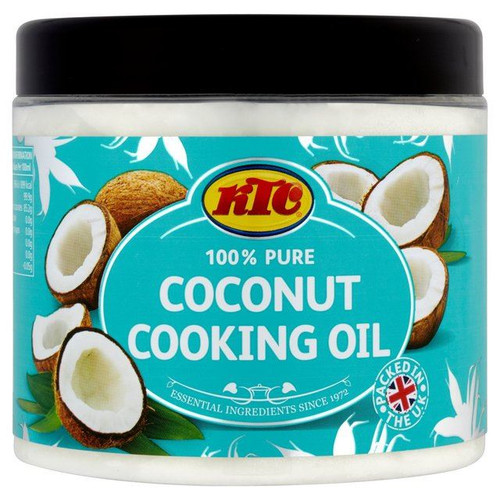 KTC - Coconut Cooking Oil - 650ml (Pack of 2)