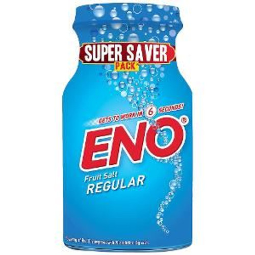 GSK - ENO Fruit Salt Regular - 100g (Pack of 3)