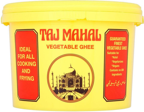 KTC - Taj Mahal Brand - Vegetable Ghee (Ideal for cooking & frying) - 2kg