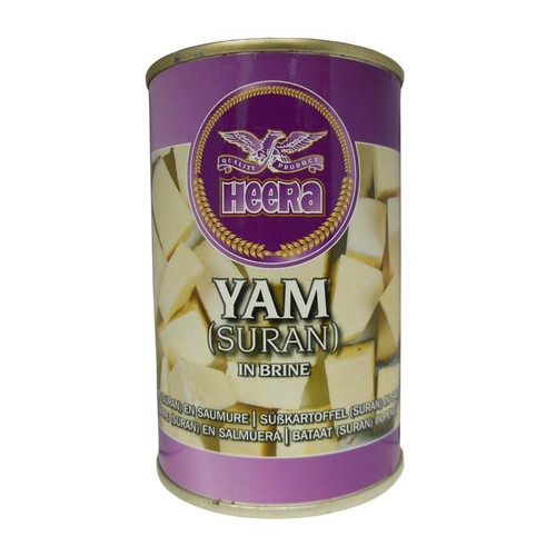 Heera - Yam in Brine (Suran) - 400g (Pack of 2)