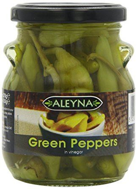 Aleyna - Green Peppers in Vinegar - 275g