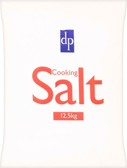 DP - Cooking Salt - 12.5kg