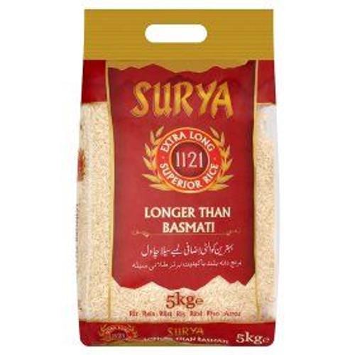 Surya - Extra Long Basmati Rice - 5kg