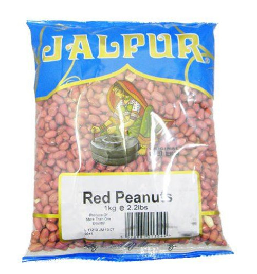 Jalpur Red Skin Peanuts