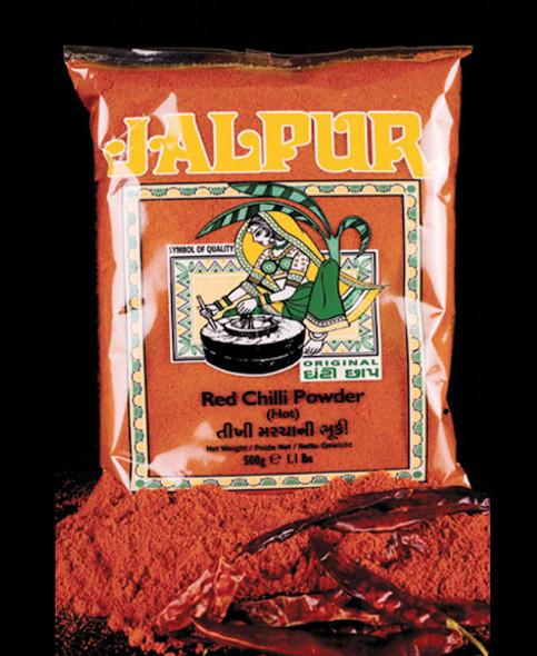 Jalpur Red Chilli Powder (hot)