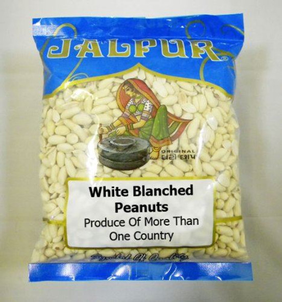 Jalpur White Blanched Peanuts