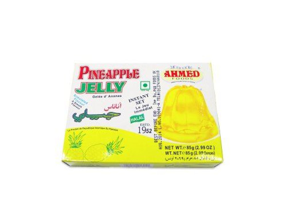 Ahmed Pineapple Jelly (Vegetarian) - 85g x 3