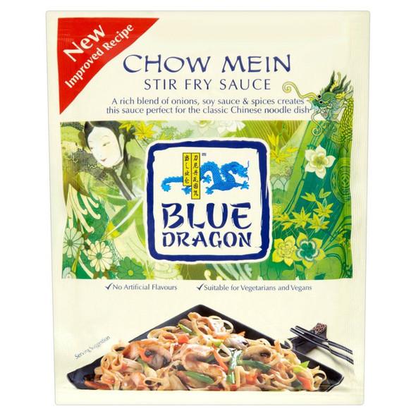 Blue Dragon Chow Mein Stir Fry Sauce - 120g - Pack of 2 (120g x 2)