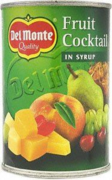 Del Monte - fruit cocktail in light syrup 420g