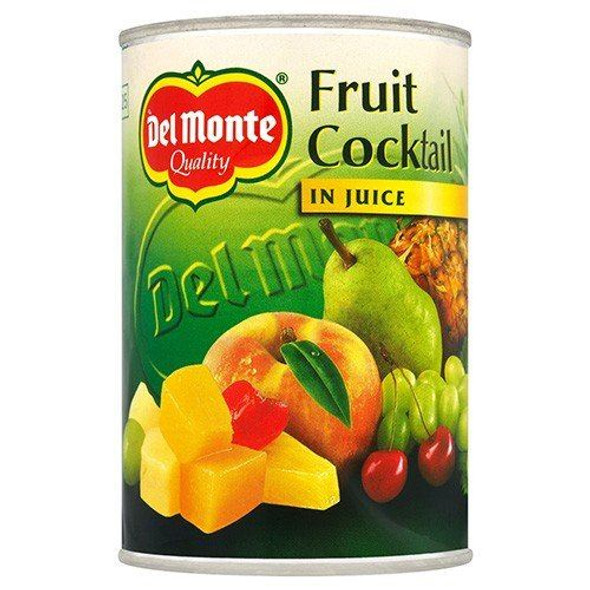 Del Monte Fruit Cocktail in Juice 415g Pack of 2