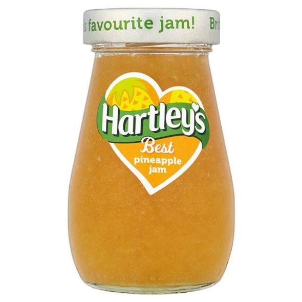 Hartleys Best Pineapple Jam - 340g