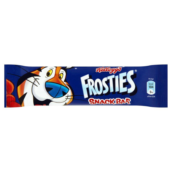 Kellogg's Frosties Cereal Bar - 25g - Pack of 3 (25g x 3 Bars)