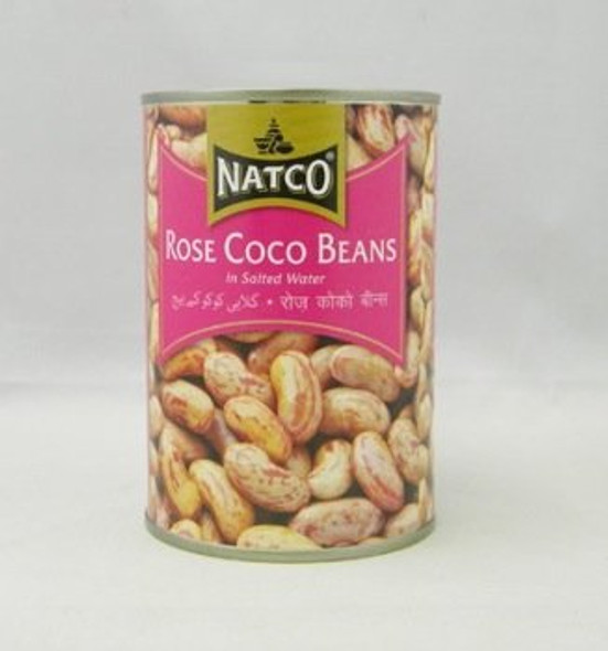 Natco Rose Coco Beans in Salted Water Pack of 2